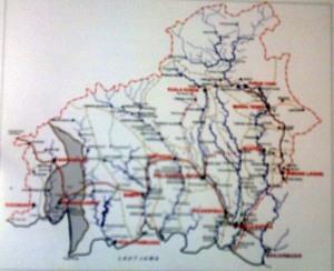 Peta Klteng