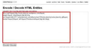 Cara Tulis Kode HTML di Postingan